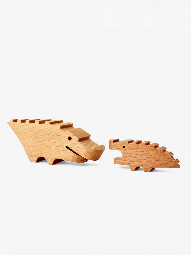 Croc Pile Mini Set of 10 - Natural by Areaware