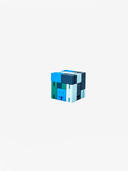 Cubebot Micro - Blue by Areaware