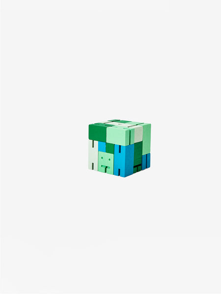 Cubebot Micro - Green by Areaware