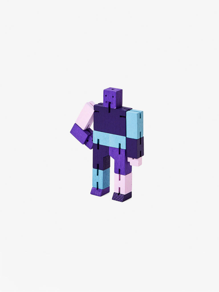 Cubebot Micro - Purple by Areaware