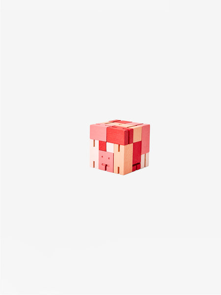 Cubebot Micro - Red by Areaware