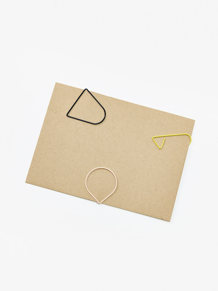 Paper Clip - Box of 30 by Areaware