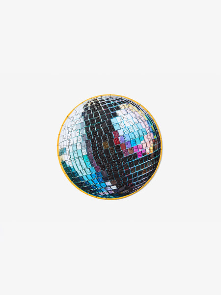 Little Puzzle Thing: Disco Ball by Areaware
