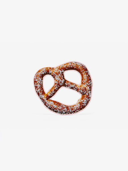 Little Puzzle Thing: Soft Pretzel by Areaware