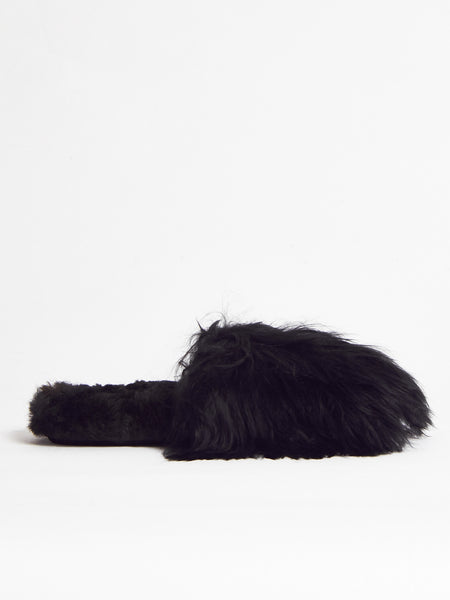 Suri Slipper - Black by Ariana Bohling
