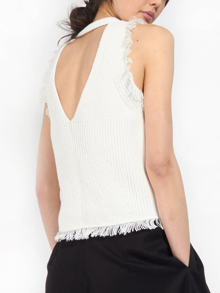 Athena Sweater Tank - Salar by Eleven Six