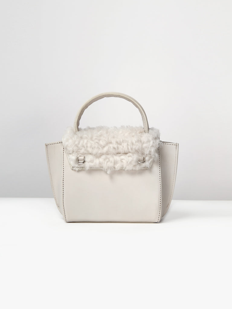 Montalcino Shearling Bag by ATP Atelier