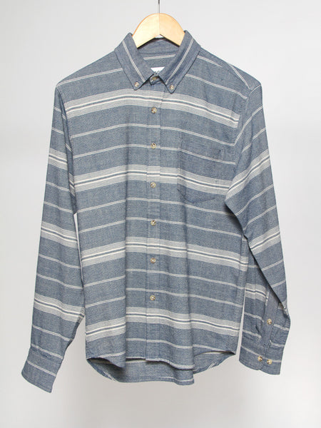 Barnett Woven Shirt by Jed and Marne