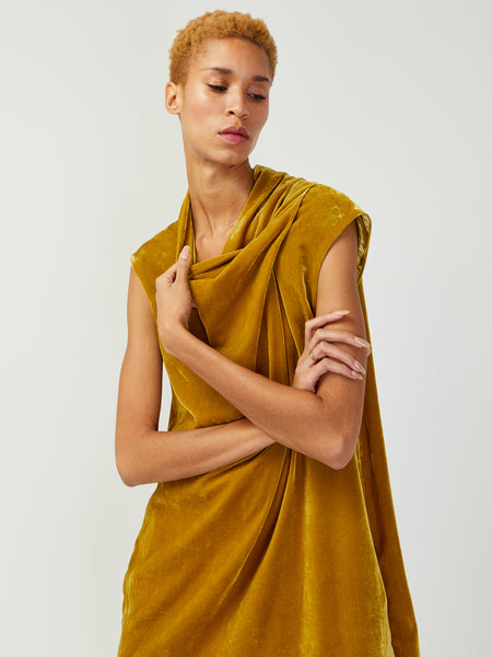 Lay Sleeveless Dress by Bernhard Willhelm