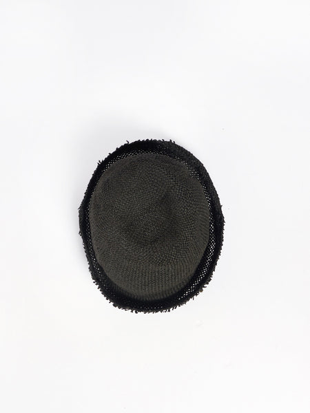 Arti Hat Washed Black by Reinhard Plank
