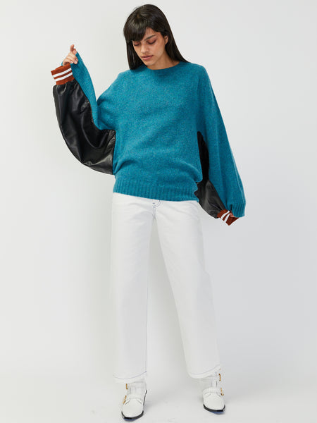 Doublesleeves Sweater by Bless