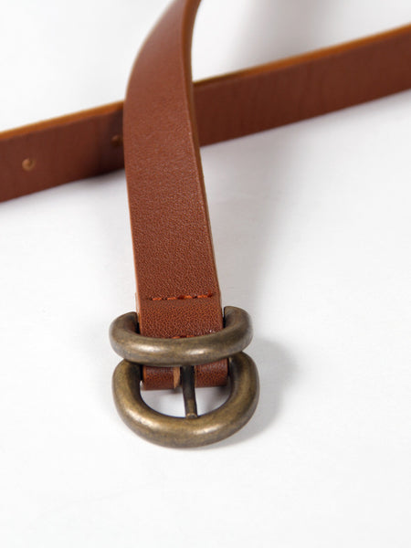 Cognac Belt by Samuji