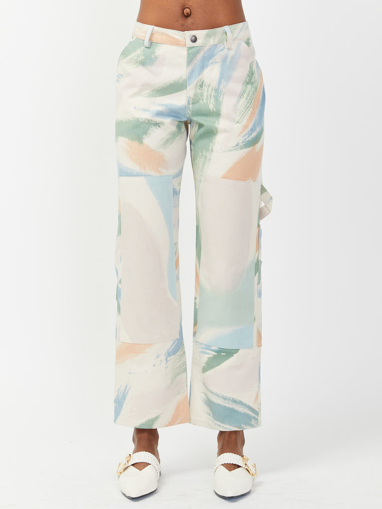Chason Pant - Painted by Collina Strada