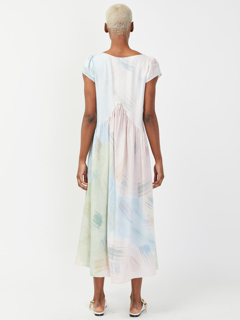 Mariposa Dress - Painted by Collina Strada