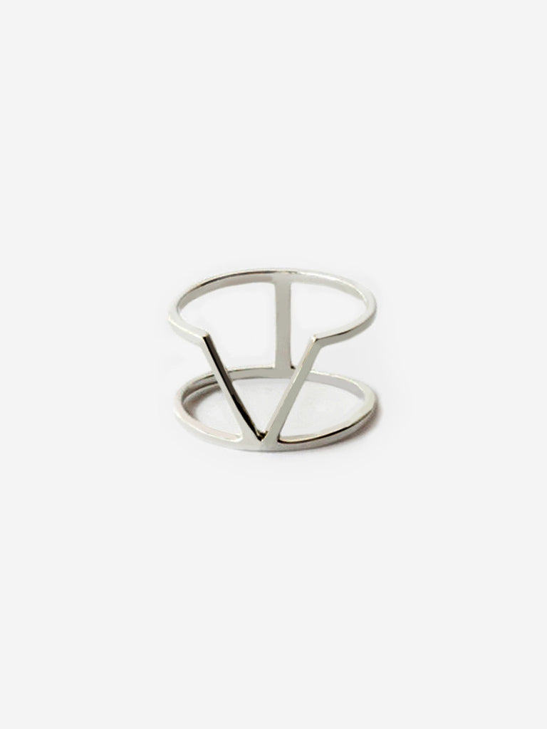 Dara Ring Silver by Still House