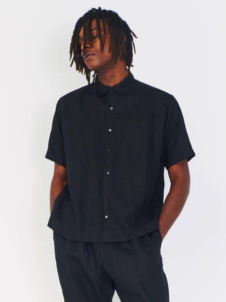 Walter Short Sleeve Shirt by Dashiel Brahmann