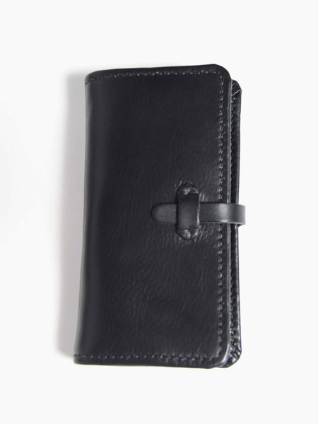 Eatable Long Wallet - Black by Eatable of Many Orders