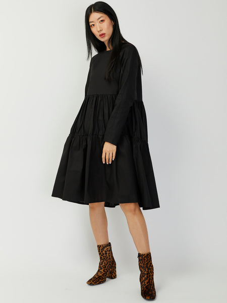 Holly Longsleeve Dress by Elaine Hersby