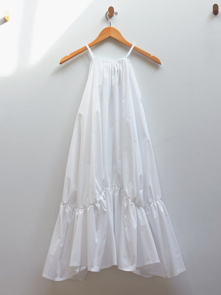 Olena Dress - White by Elaine Hersby