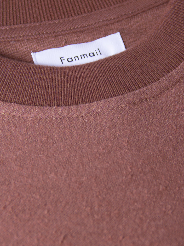 Fanmail - Boxy Tee Rose by Fanmail