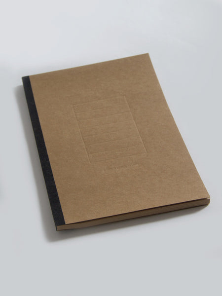 Free Note Weekly Brown Notebook by O-Check Design Graphics