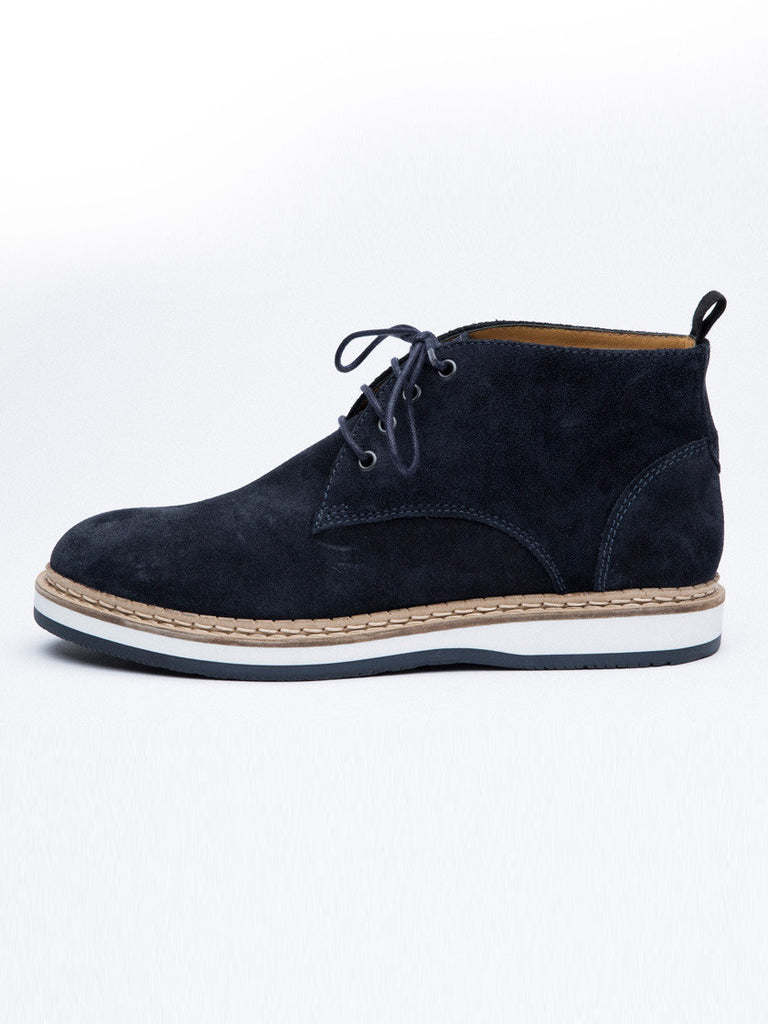 Navy Frimand Boot by Soulland