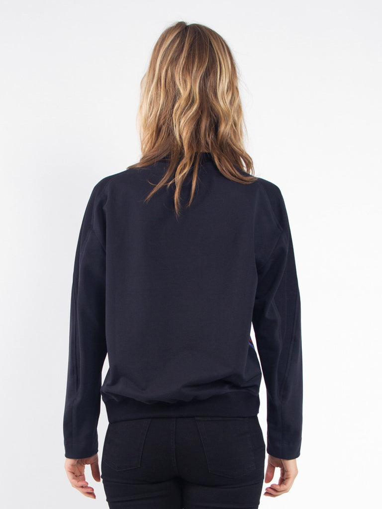 Front Panel Sweatshirt by Risto
