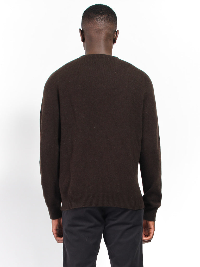 Campbell Sweater - Café Brown by Howlin