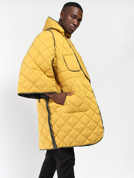Eco Drop Coat by Henrik Vibskov