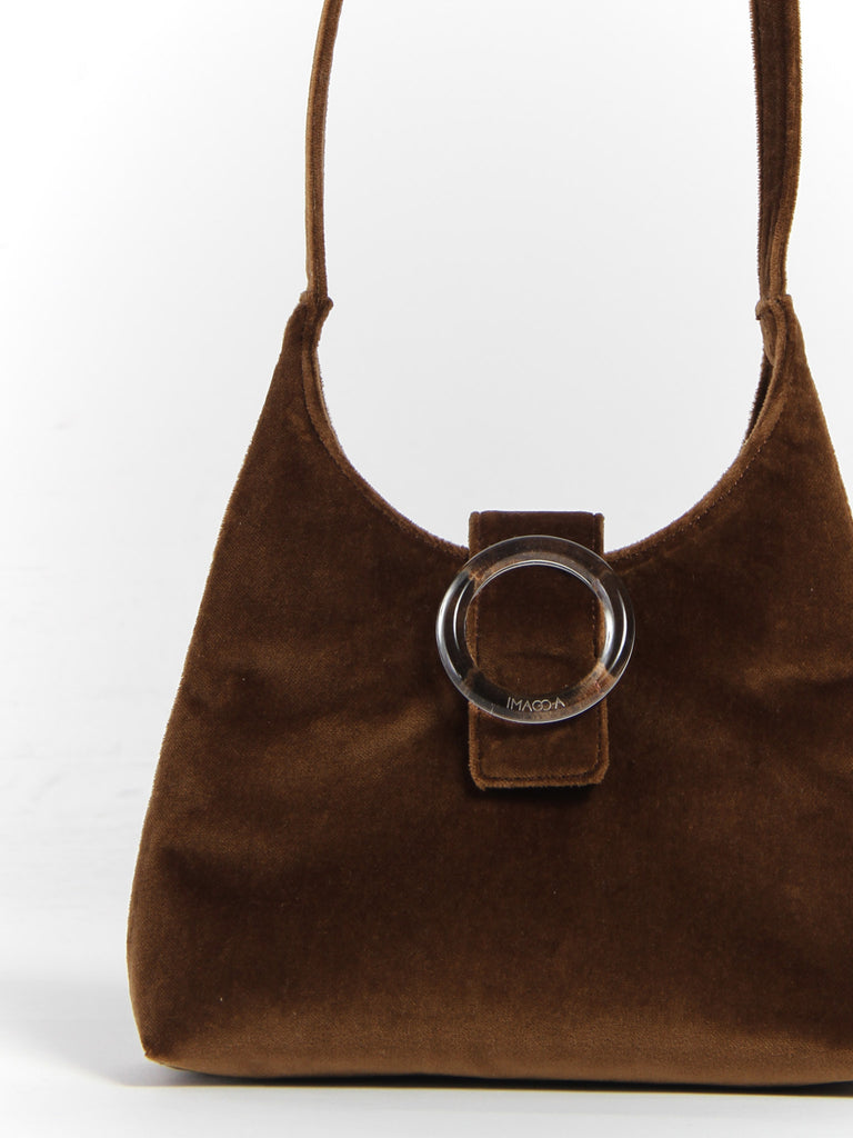Lucite Buckle Mini - Umber by Imago-A