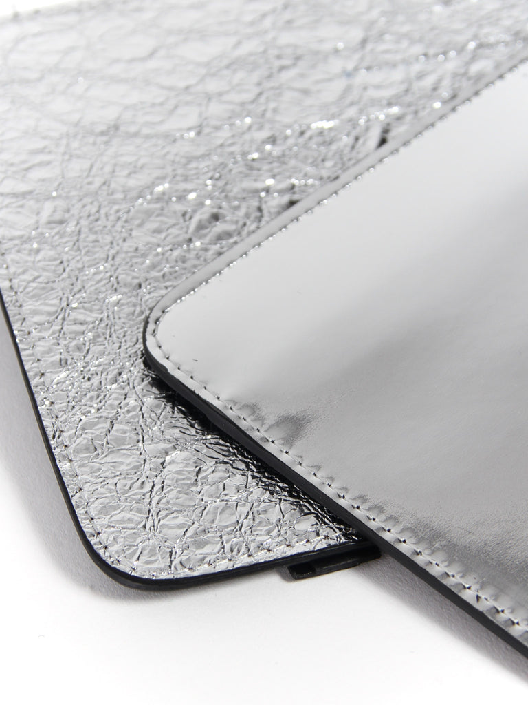 Ring Flat Clutch by MM6 Maison Margiela