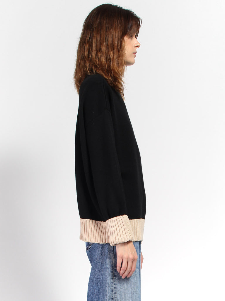 Choreography Jumper by Kowtow