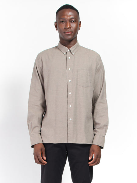 Branco Shirt - Khaki by La Paz