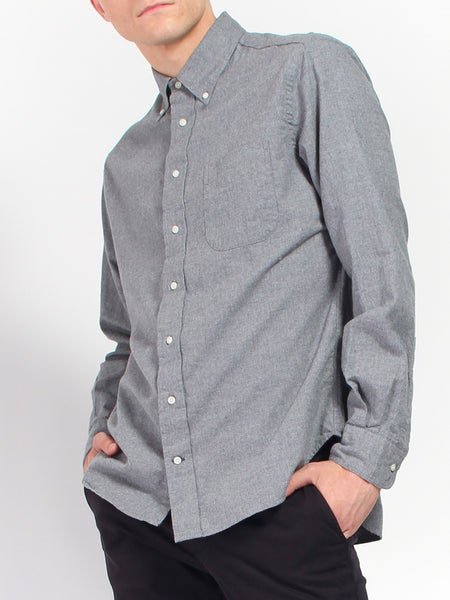 Classic Flannel - Gray by Gitman Vintage
