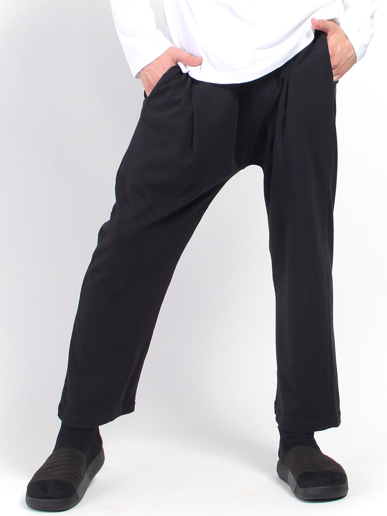 Buffalo Pant - Pirate Black by Willy Chavarria