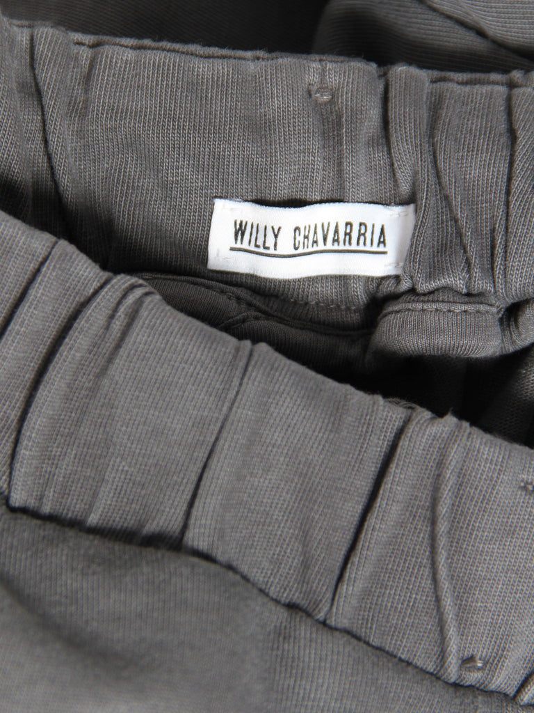Buffalo Pant - Washed Black by Willy Chavarria