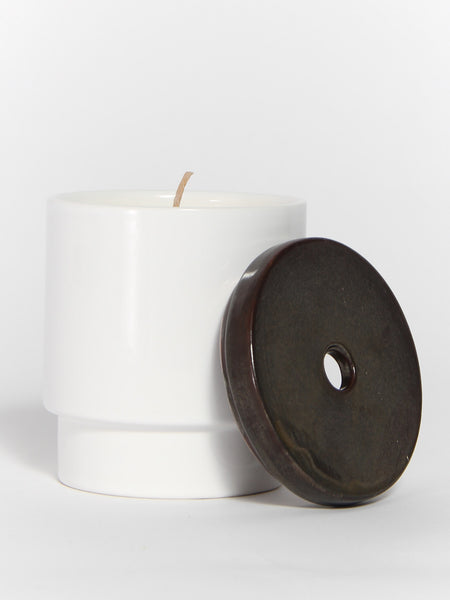 Bronze Candle by Night Space