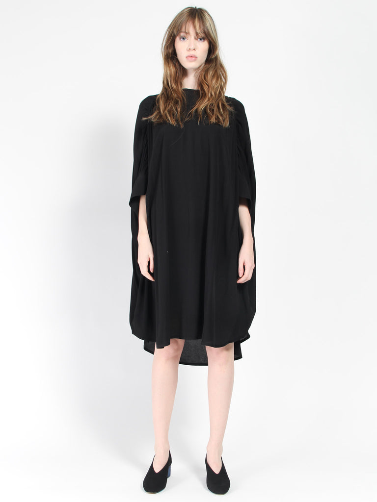 Renew Dress - Black by Henrik Vibskov