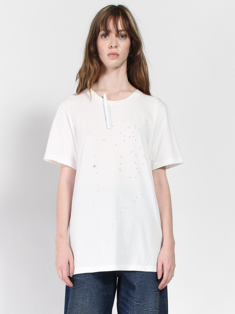Connect the Dots Tee by MM6 Maison Margiela
