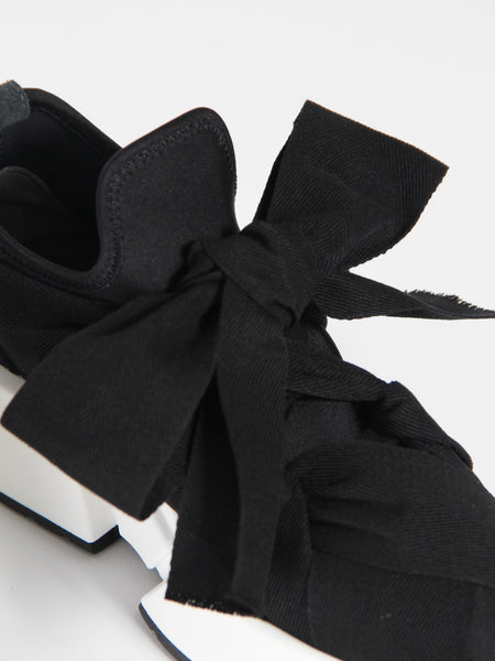 Ribbon Sneakers by MM6 Maison Margiela