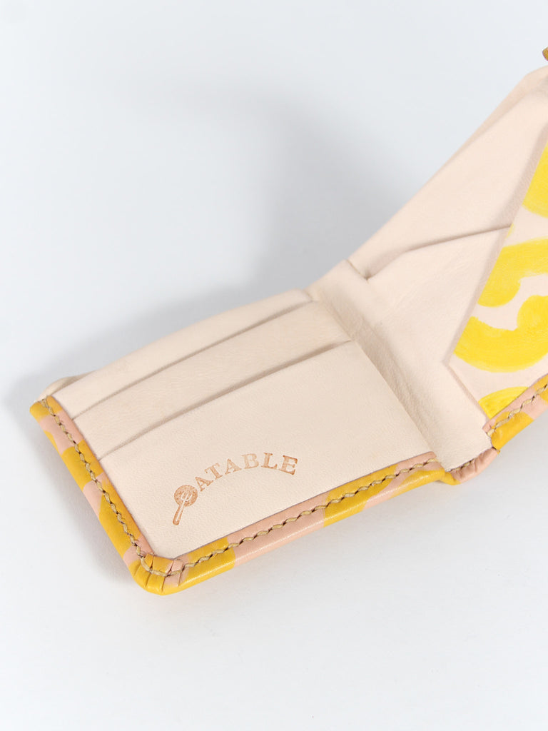 Lily Flat Wallet by Eatable of Many Orders