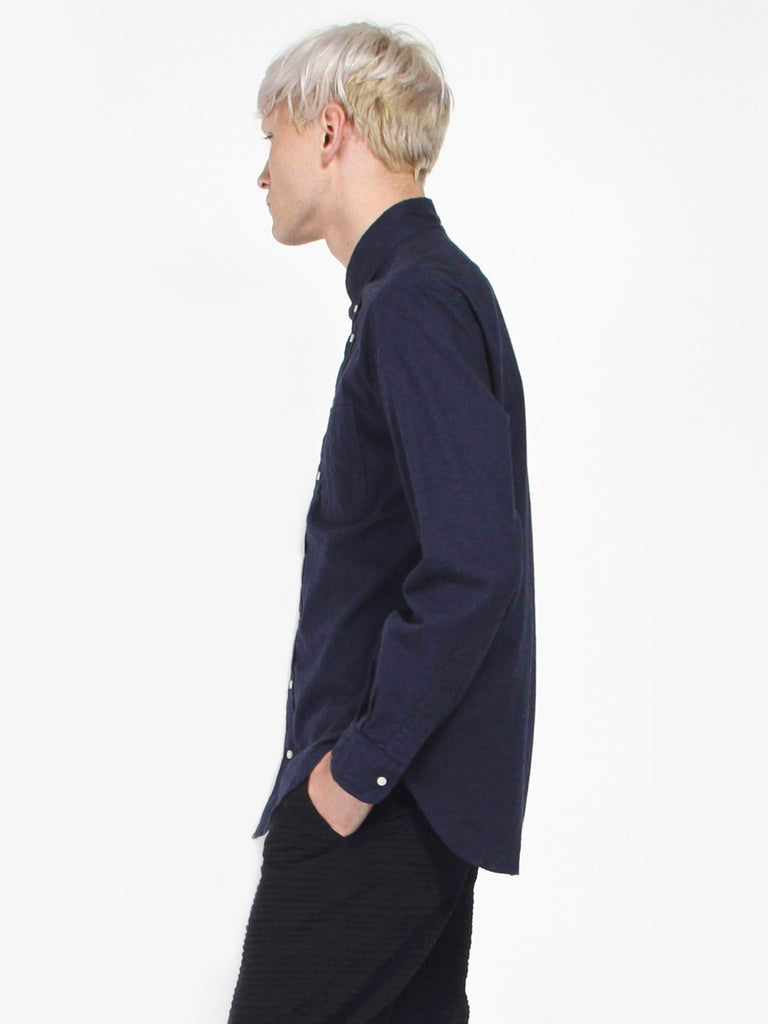 Classic Flannel - Navy by Gitman Vintage
