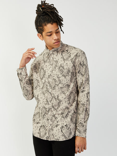 Polar Snake Shirt by Gitman Vintage
