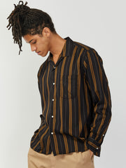 Saint Regimental Stripe Shirt