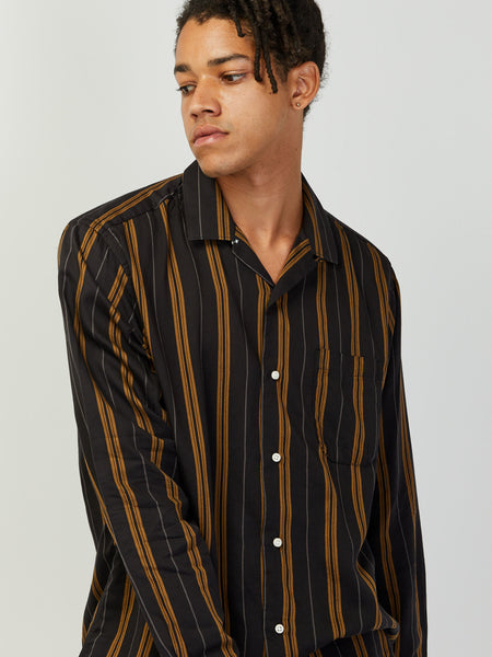 Saint Regimental Stripe Shirt by Gitman Vintage