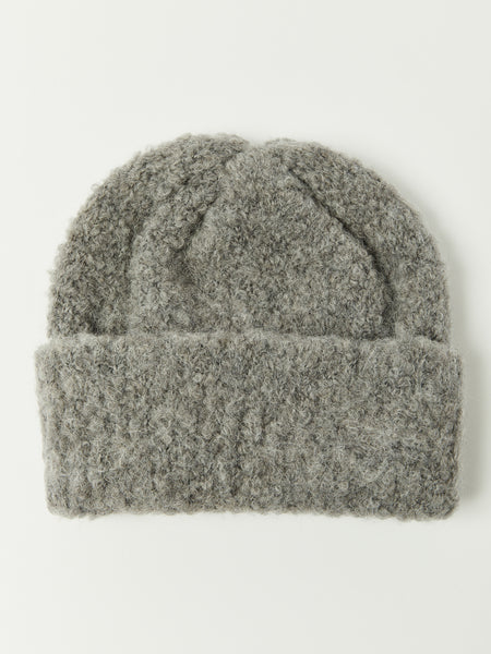 Animal Cozy Beanie - Grey by Grei