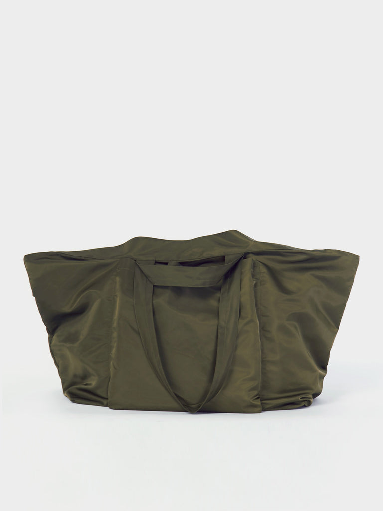 Aviator Tote - Army Green by Grei