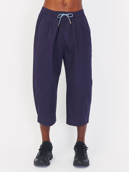 Ovate Baggy Pant - Midnight Blue by Grei