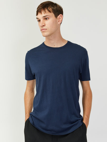Pigment Dyed Tee - Midnight Blue by Grei