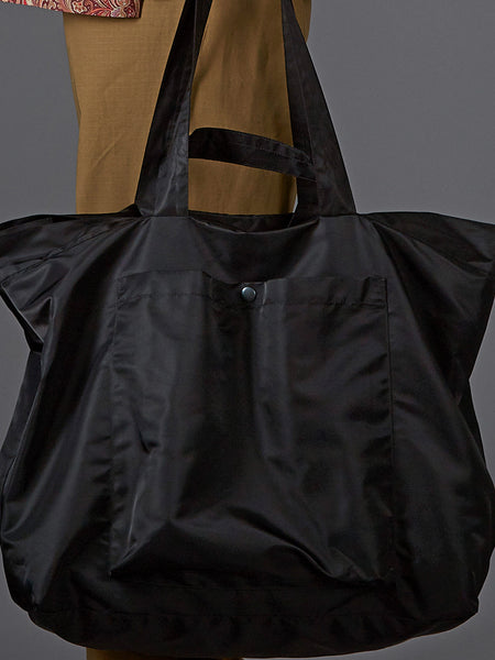 Aviator Tote - Black by Grei